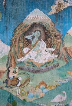 spiritual masters milarepa