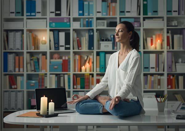 get your meditation practice back on track