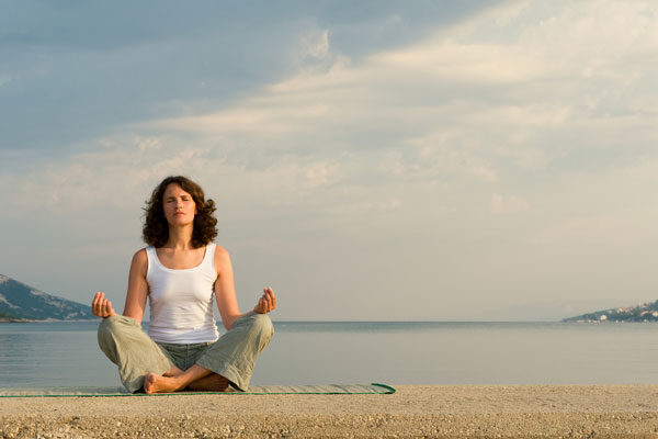 making meditation a priority