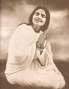 Śri Anandamayi Ma