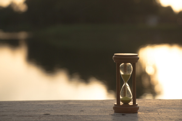 A Gift of Time for Spiritual Practice
