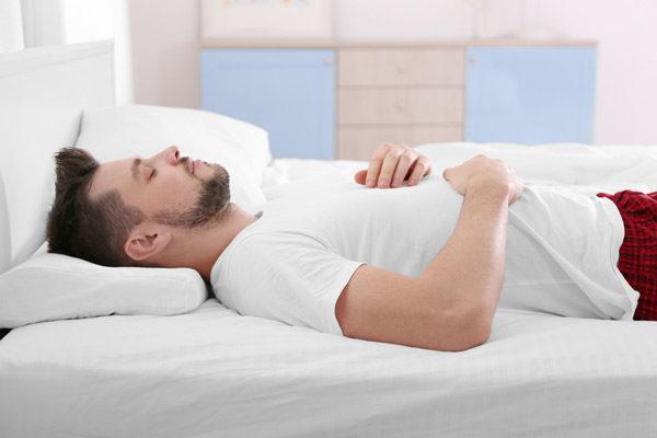 sleeping meditation