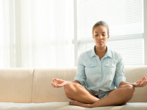 advice for yogis dealing with stress