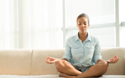 Advice for Yogis Who Are Sheltered in Place, Part V: Stress
